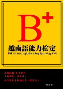 越南語能力檢定_B+