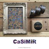 CaSiMiR 燙金紙膠帶-蜁金