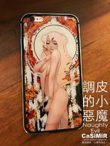 CaSiMiR iPhone 6 plus 手機殼預購【調皮的小惡魔】