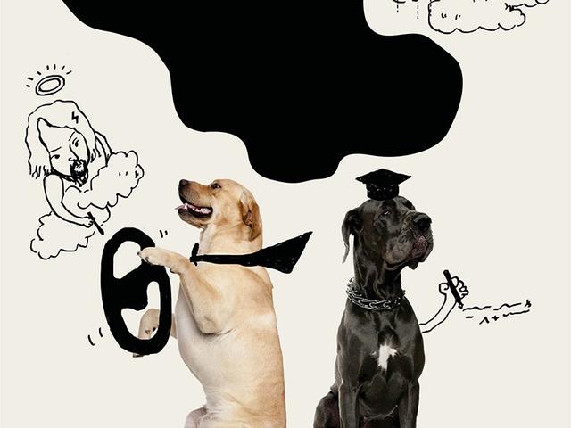 《神與狗的賭注》讓狗擁有人類智力會快樂嗎?