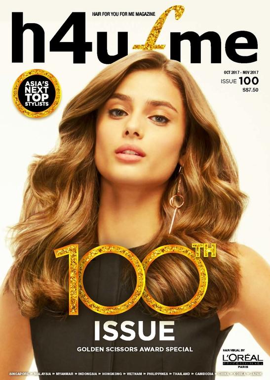 H4ufme Singapore Issue 100 (Oct - Nov 2017)