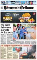 Sarawak Tribune 18 April 2018
