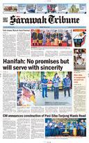 Sarawak Tribune 30 April 2018