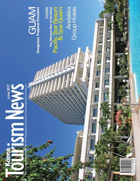Korea Tourism News June 2017 vol.428 (36786)