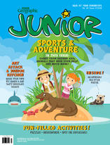 Asian Geographic Junior Issue 03/2018
