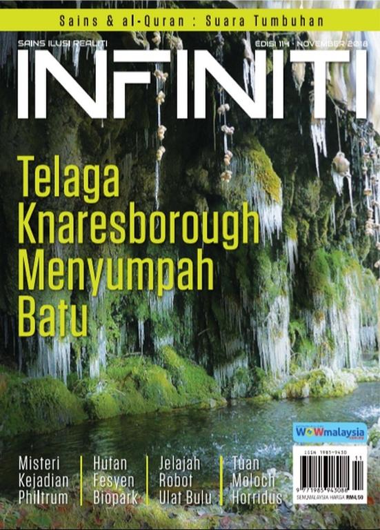 Infiniti November 2018