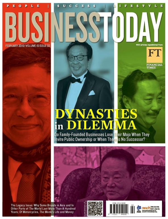 Business Today Malaysia - February 2019