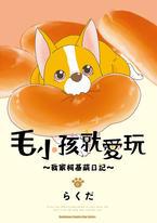 毛小孩就愛玩~我家柯基萌日記~ (6)