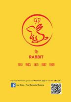 Rabbit: 2020 Year Of Rat Outlook