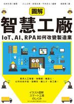圖解智慧工廠:IoT、AI、RPA如何改變製造業
